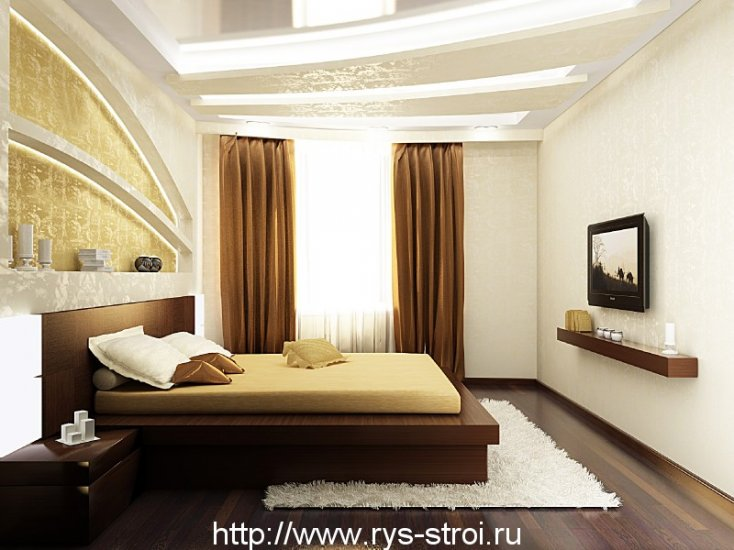 Дизайн комнаты 12 кв.м спальня