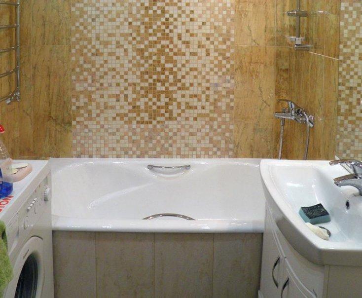 Дизайн малогабаритной ванной фото